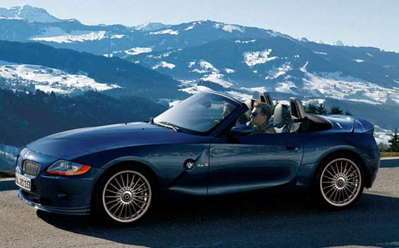 BMW Alpina Roadster 9
