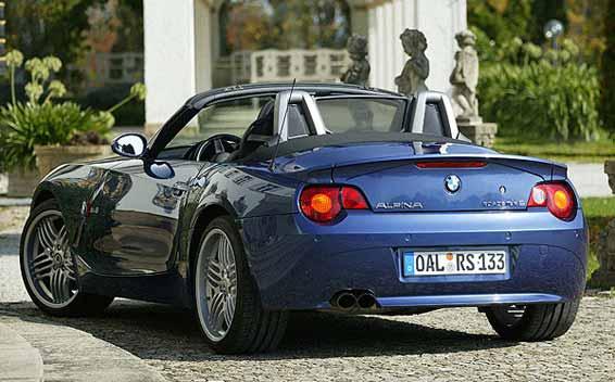 BMW Alpina Roadster 11
