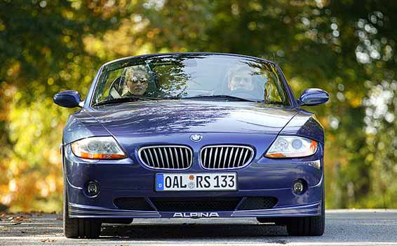 BMW Alpina Roadster 12