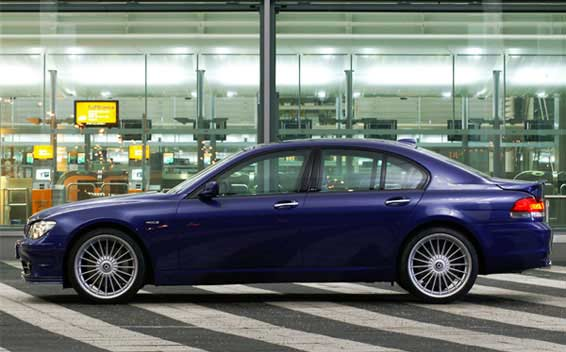 BMW Alpina B7 Super Charge 3