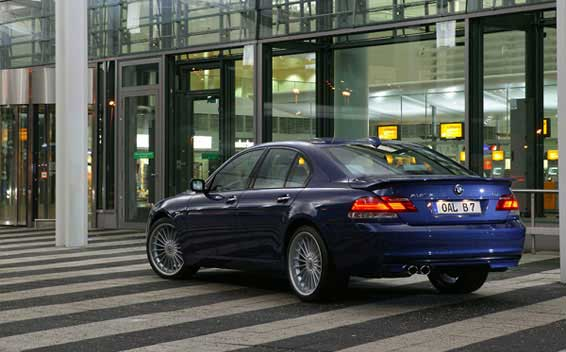 BMW Alpina B7 Super Charge 6
