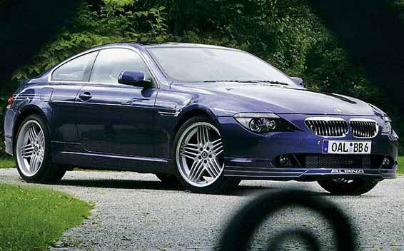 BMW Alpina B6 Super Charge 1
