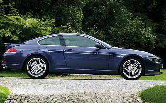 BMW Alpina B6 Super Charge 2