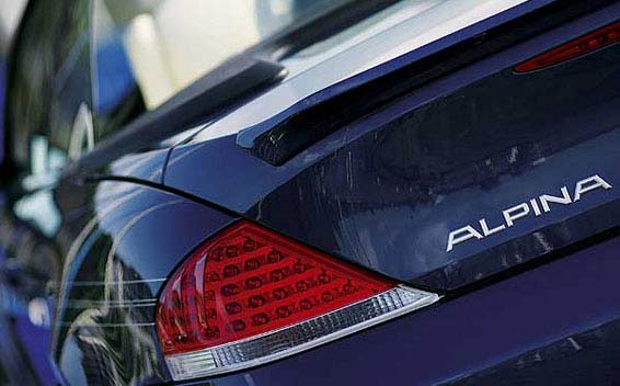 BMW Alpina B6 Super Charge 11