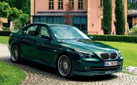 BMW Alpina B5 S 1