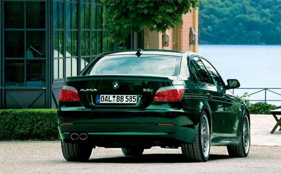BMW Alpina B5 S 2