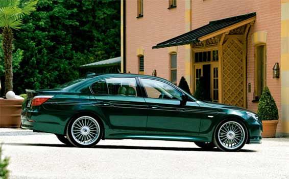 BMW Alpina B5 S 3