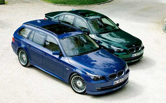 BMW Alpina B5 S 4
