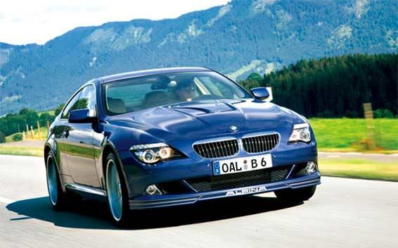 BMW Alpina B6 S CABRIO RHD AT 4.4 (2008)