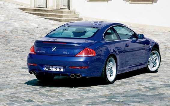 BMW Alpina B6 S 2