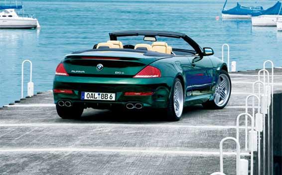 BMW Alpina B6 S 3