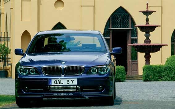 BMW Alpina B7 1