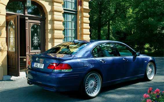BMW Alpina B7 2