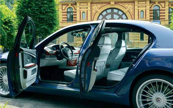 BMW Alpina B7 3
