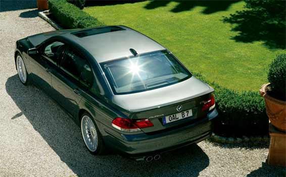 BMW Alpina B7 4