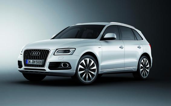 Audi Q5 Hybrid 1