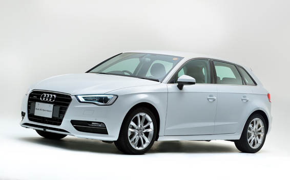 Audi A3 SPORTBACK 1.4 TFSI CYLINDER ON DEMAND RHD AT 1.4 (2013)