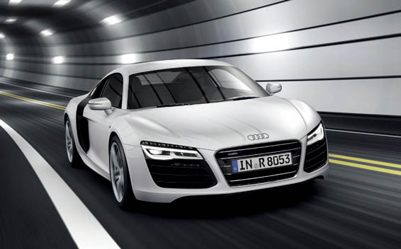 Audi R8 LMX COUPE LHD 4WD AT 5.2 (2014)