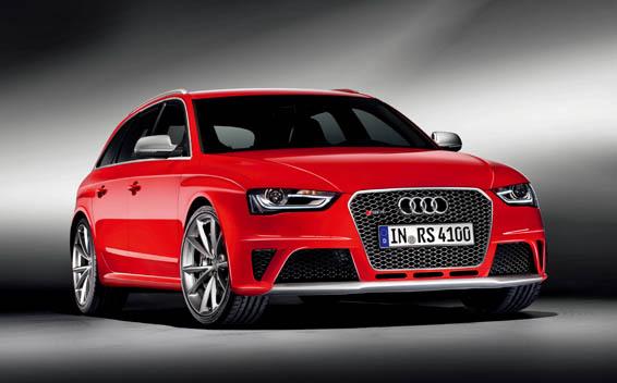 Audi RS4 1