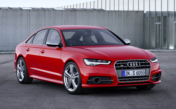 Audi S6 S6 LHD 4WD AT 4.0 (2015)
