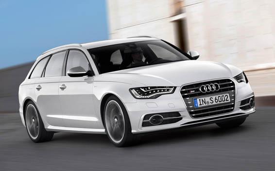 Audi S6 2