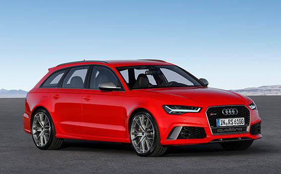 Audi RS6 RS6 AVANT PERFORMANCE RHD 4WD AT 4.0 (2016)