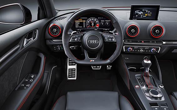 Audi RS3 Sedan 8