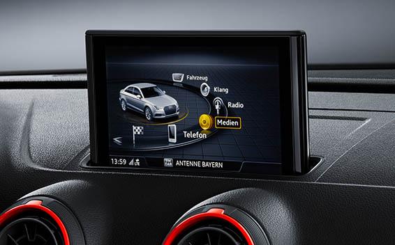 Audi RS3 Sedan 12