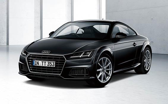 Audi TT Coupe 1