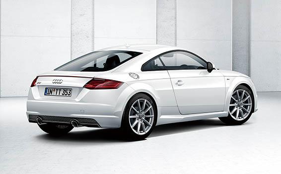 Audi TT Coupe 2