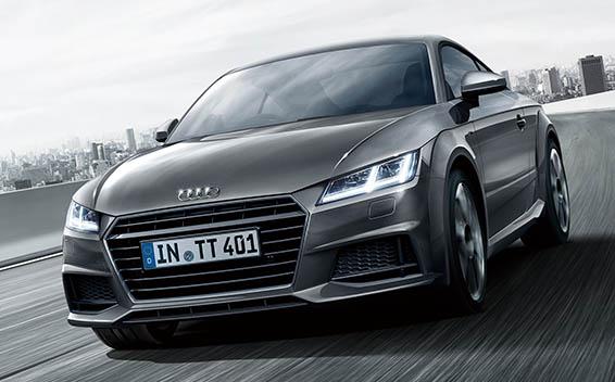 Audi TT Coupe 5