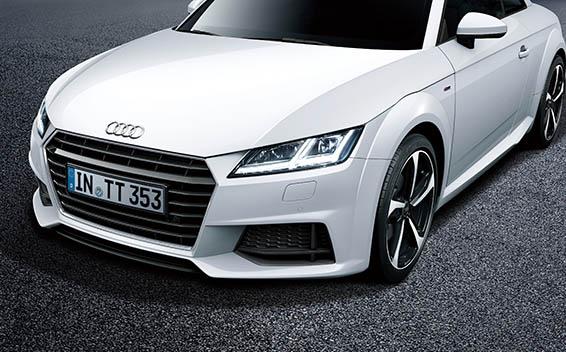 Audi TT Coupe 8