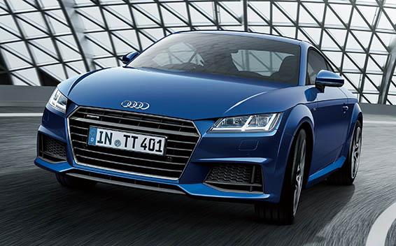 Audi TT Coupe 11