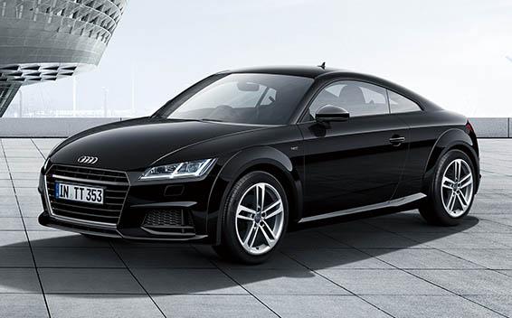 Audi TT Coupe 12