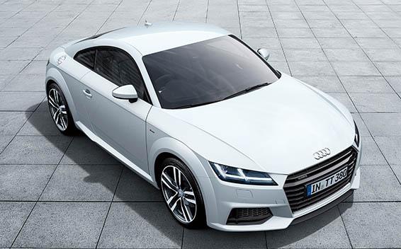 Audi TT Coupe 16