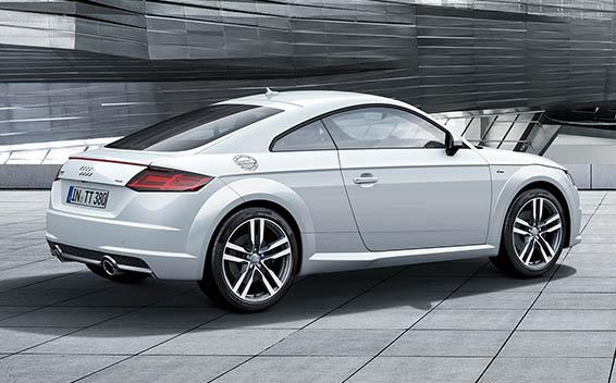 Audi TT Coupe 17