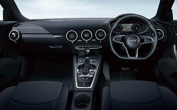 Audi TT Coupe 20