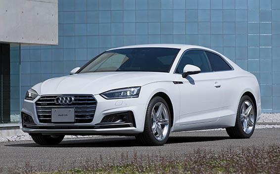 Audi A5 A5 SPORTBACK 45 TFSI QUATTRO SPORT RHD 4WD AT 2.0 (2018)