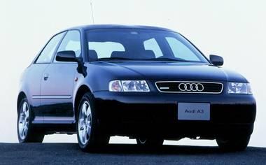 Audi A3 1.8T RHD AT 1.8 (2001)