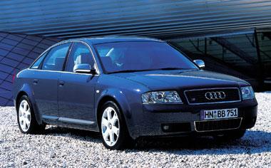 Audi S6 QUATTRO LHD TIP (2000)