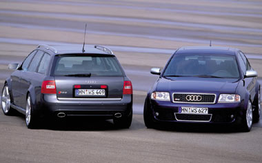 Audi RS6 4.2 LHD TIP 4.2 (2003)