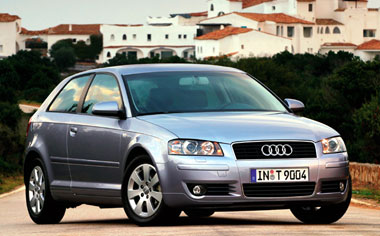 Audi A3 ATTRACTION RHD AT 1.6 (2003)
