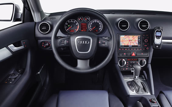 Audi A3 20fsi Rhd At 20 2005 Japanese Vehicle Specifications