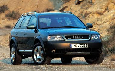 Audi Allroad Quattro 1