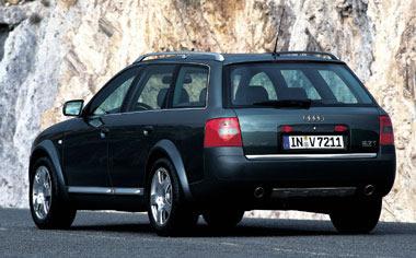 Audi Allroad Quattro 2