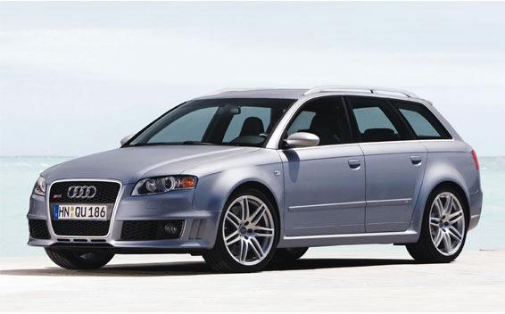 Audi RS4 RS4 LHD 4WD MT 4.2 (2006)