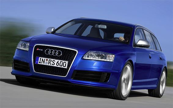 Audi RS6 RS6 AVANT LHD 4WD AT 5.0 (2008)