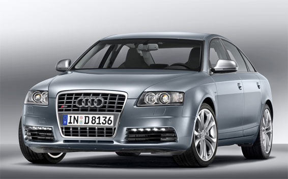 Audi S6 S6 RHD 4WD AT 5.2 (2009)