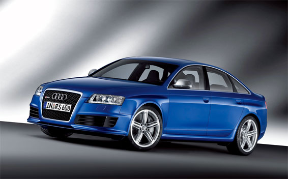 Audi RS6 RS6 RHD 4WD AT 5.0 (2009)