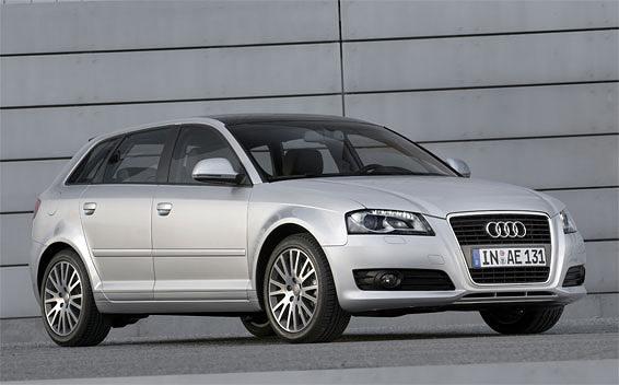 Audi A3 SPORTBACK 1.4 TFSI RHD AT 1.4 (2011)